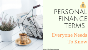 50 Personal Finance Terms Everyone Needs to Know