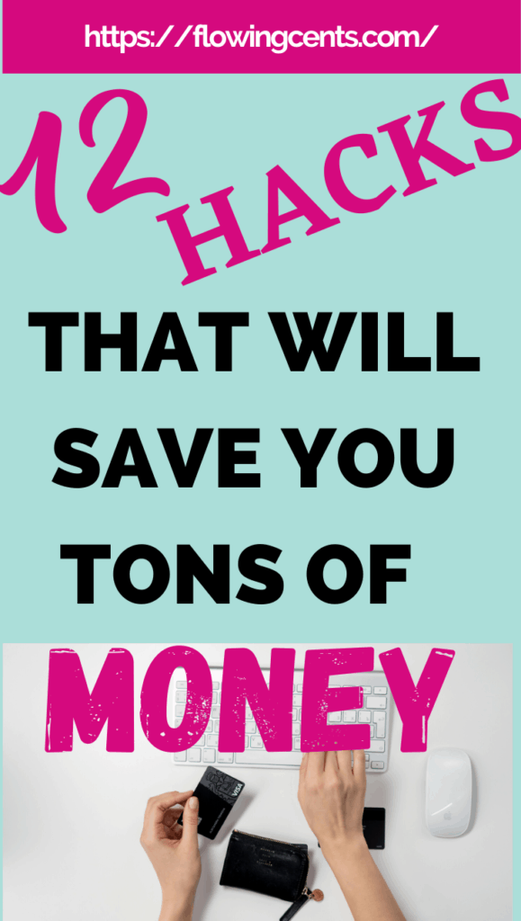 hacks to save you money