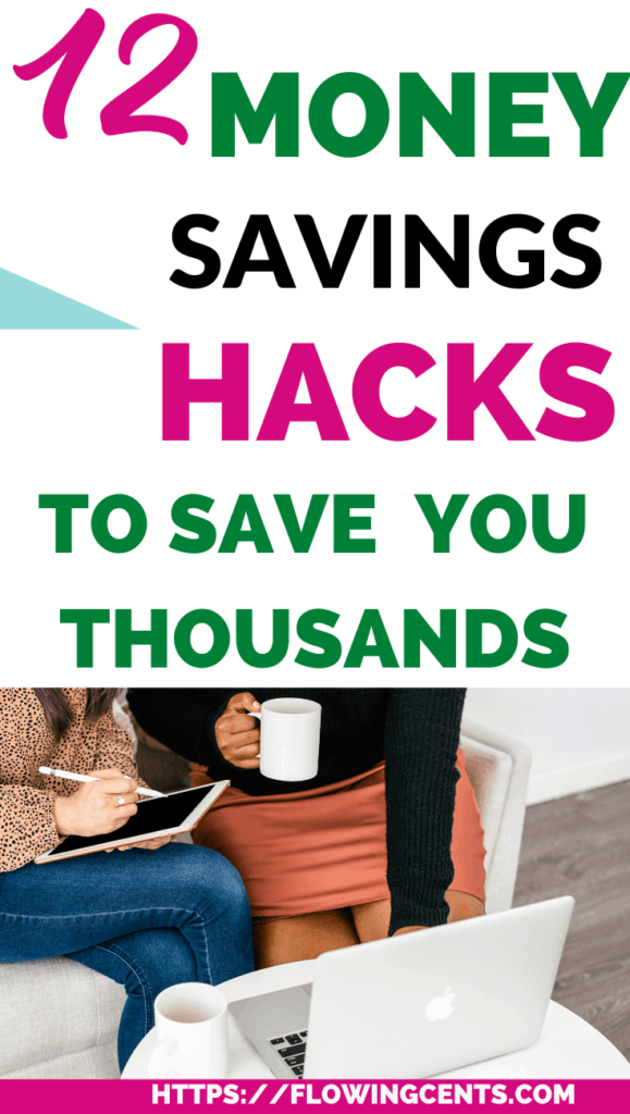 Money saving hacks