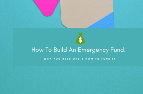 How to build and emergency fund