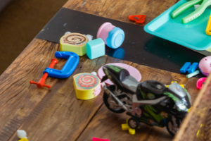 Small Toys and Gadgets
